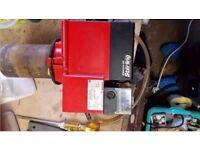 Sterling Bentone 40 ST108 HRM 15/20 STERLING COM-HRM-012 PL10-5-19-10 OIL BOILER