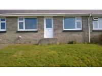 Lovely 2 bed bungalow cornwall