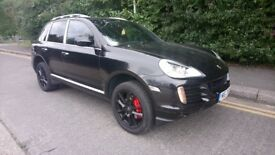 2008 Porsche Cayenne 957 FSH, recent service air suspension, nearly new tires