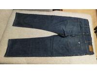 Original Armani Jeans 36inch Waist / 28 inch (S) Length