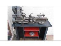 Myford ML7 metal work lathe