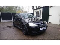 Good condition Vauxhall Corsa - needs a little bit of love, but well worth doing!