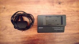 Genuine Sony AC-V700 Battery Charger for L Series InfoLITHIUM Batteries, perfect condition