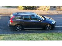 2011 Volvo V60 2.0 D3 SE Lux, full service history, good condition