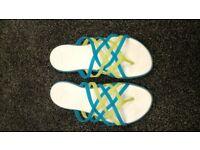 Womens Croc Sandals - UK 5 / US 7