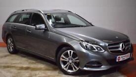 MERCEDES-BENZ E CLASS E220 BLUETEC CDI SE AUTO Estate 175 BHP Full Histo (grey) 2016