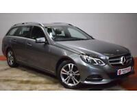 MERCEDES-BENZ E CLASS E220 BLUETEC CDI SE AUTO Estate 175 BHP Full History 1 Owner (grey) 2016