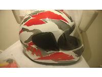 Motorbike/karting Helmet - Fimez 54XS