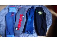 Bundle of boys clothes. Ranging from 3-5yrs