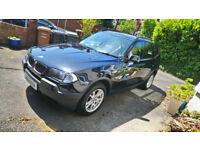 2005 BMW e83 X3 3.0i, auto, 85k miles, HPI clear, VGC!