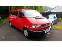 VW Caravelle T4 LWB in ecellent condition.