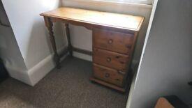John Lewis Solid Pine Dressing Table