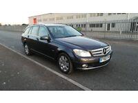 Mercedes-Benz C Class 2.1 C220 CDI BlueEFFICIENCY Elegance