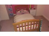 Good Quality Joseph Single Bunk Beds - Collection only