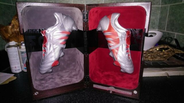 the latest 3734f b5c30 David Beckham Adidas Predator Pulse Yin-Yang Football boots