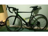 13 intuition beta full carbon road bike (not specialized, boardman, cube, bianchi)