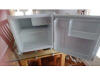 Matsui Table Top Fridge. D.43cm. W.47cm. H.48cm. Like new. Buyer must collect. £40. No offers please