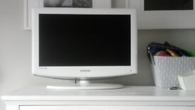 23 inch White LCD TV FAULTY