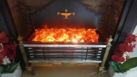 Berry Magicoal Electric Fire