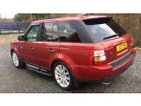 2007 Range Rover Sport 3.6TDV8 **Needs Turbos replaced**