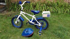"Apollo police patrol 14"" kid bicycle"