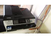 FREE A3 Brother Printer Scanner for disposal.