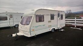 Avondale Dart 510-5 Special Edition *2001* 5 Berth Caravan