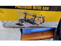 Wickes precision mitre saw brand new