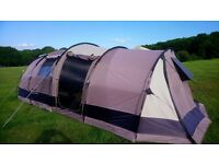 Gelert Horizon 8, 3/4 bedroom tent