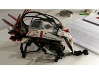 Lego Mindstorms EV3 Robot kit, and a lot of lego bits and toys