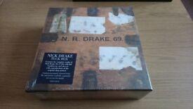 Nick Drake Tuck Box 5 cd Boxset New/Sealed