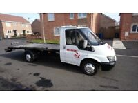 2001 transit recovery truck 2.4 turbo new winch ramps arches led lights beacon mot july ..read add