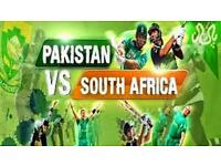 Icc champions trophy 2017 Pakistan vs South Africa 7th June