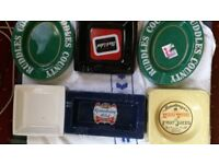 pub and bar stuff ideal for a mancave or bar loads of it