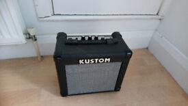 Small Guitar Amp (Kustom)