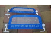 Bed guards 2 available
