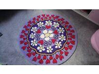 Mat, rug, carpet, girls bedroom,
