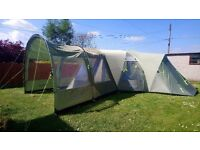 Outwell Hartford XL Tent and Canopy Porch Extension