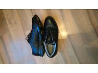 Adidas Traxion golf shoes, size 9