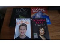 Book Bundle *open to offers*