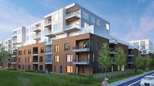 3 1/2  et Studio - Appartement à louer - Loggia Saint-Lambert