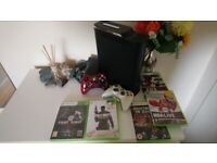 Xbox 360 120GB Bundle (With Limited Edition Controller and 5 Games) EXCELLENT CONDITION