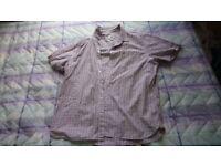 Timberland short shirt x 2 Size xl