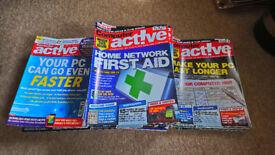 90 Computer Active Magazines