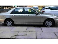Rover 75 Connoisseur 2.6 Petrol V6 Automatic 53 plate