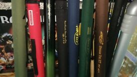 fly fishing rods small river and light weights nice selection