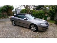 Saab cabriolet 9-3 diesel ,manual box,in grea condition 2006