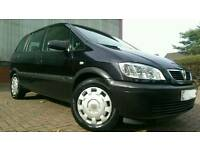 2004/04 VAUXHALL ZAFIRA 2.0 DTI *3 OWNERS LONG MOT IMMACULATE CONDITION*