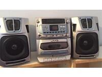 Stereo System - CD/RADIO/CASSETTE