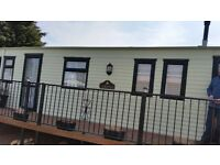 3 Bed caravan for hire at Thurston Manor, Dunbar East Lothian